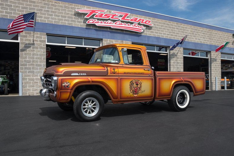 1957 Ford F100