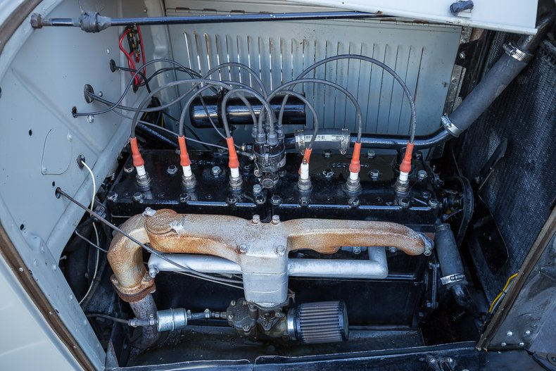 1927 Pontiac Six