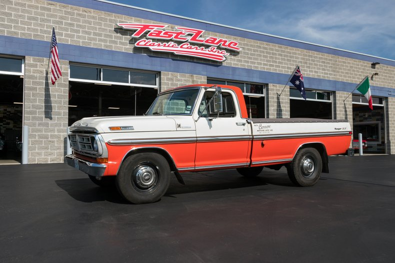 1972 Ford F250