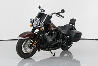 2018 Harley-Davidson Heritage