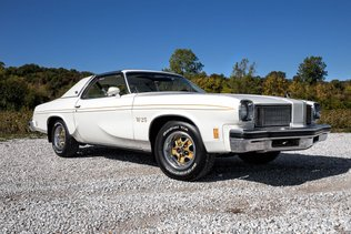 1975 Oldsmobile Hurst Cutlass