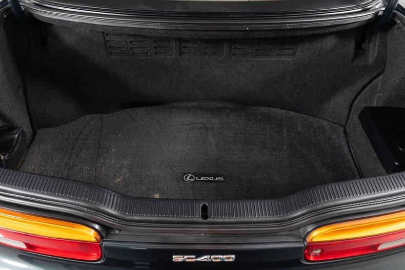 1993 Lexus SC400