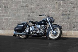 1962 Harley-Davidson Duo Glide