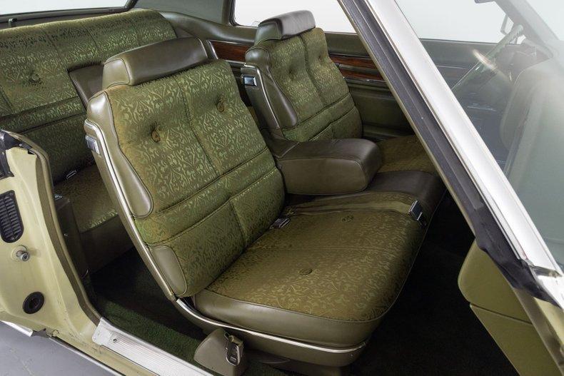 1972 Cadillac Coupe DeVille