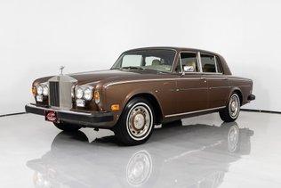 1981 Rolls-Royce Silver Shadow ii