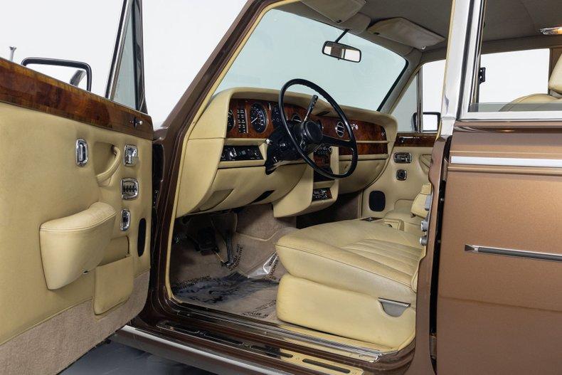 1980 Rolls-Royce Silver Shadow ii