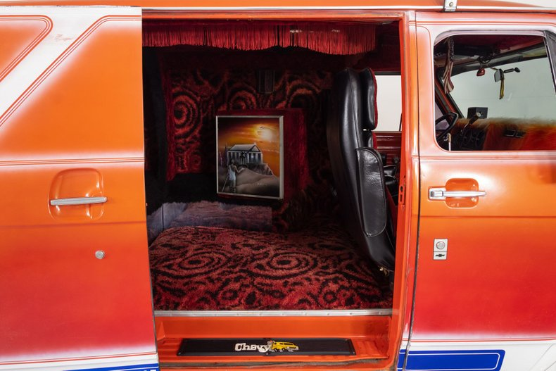 1976 Chevrolet Good Times Van