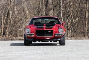 1972 Chevrolet Camaro Z28