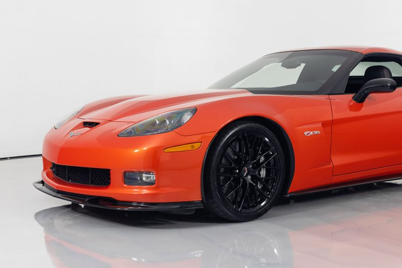 2011 Chevrolet Corvette Z06 Carbon