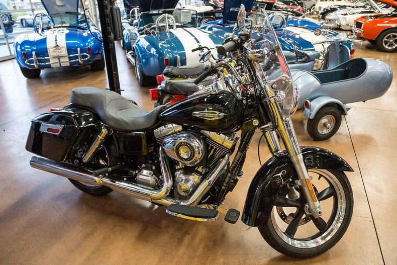 2013 Harley Davidson FLD