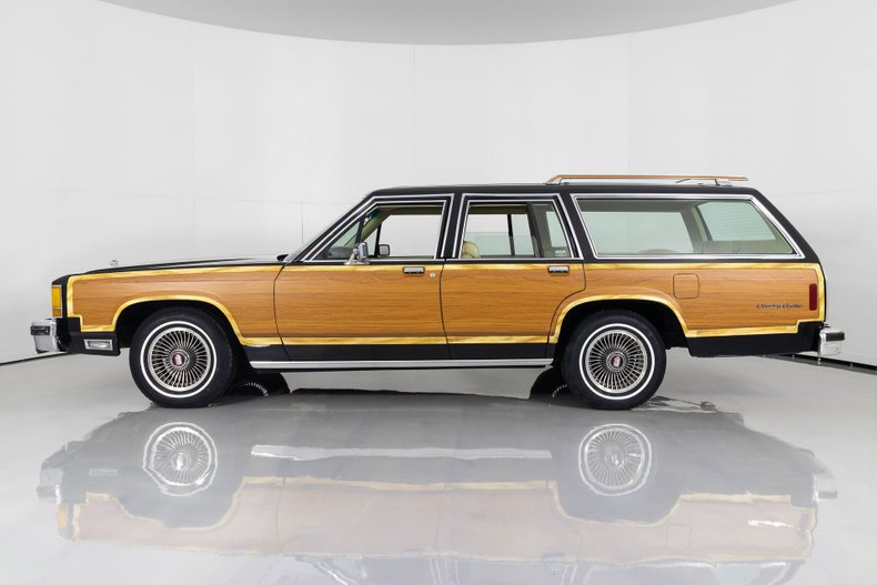 1987 Ford Country Squire