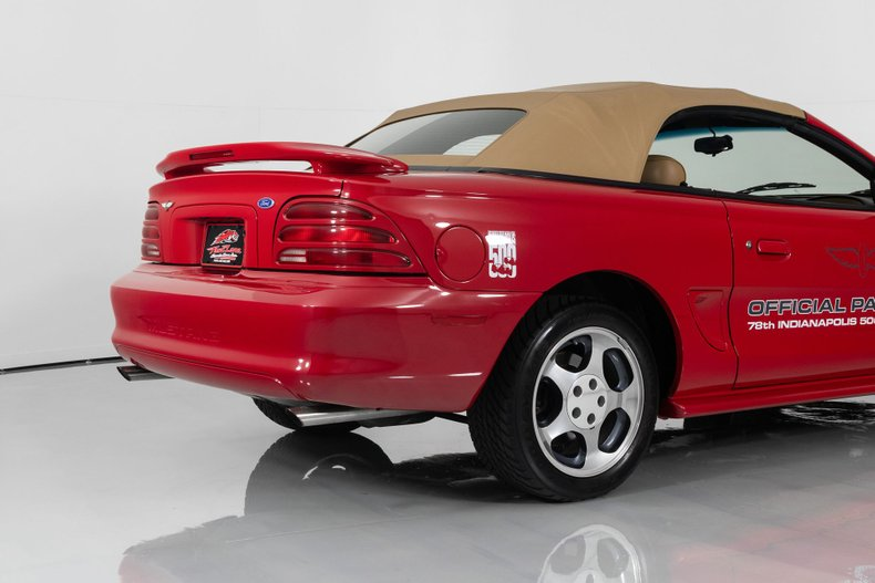 1994 Ford Mustang SVT Cobra