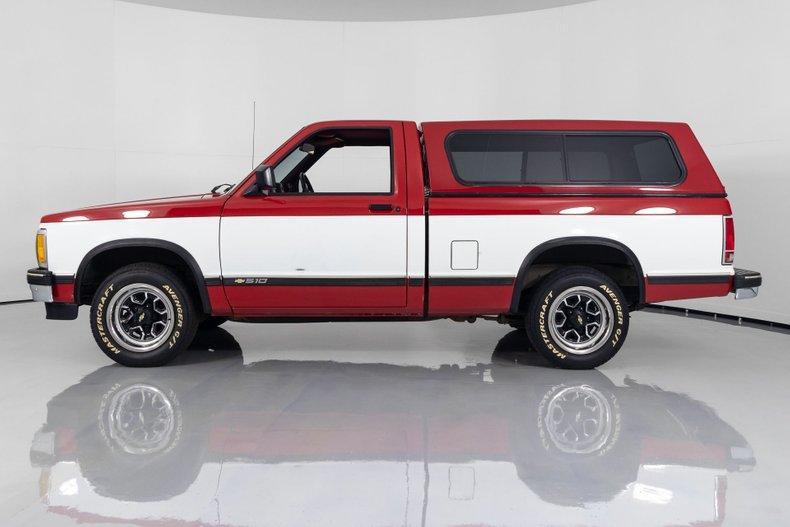 1992 Chevrolet S10