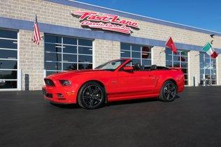 2014 Ford Mustang GT/CS