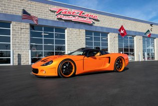 2016 Factory Five GTM