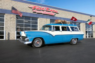 1955 Ford Country Sedan Wagon