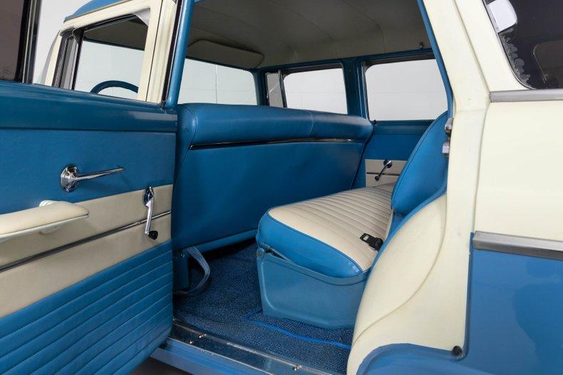 1955 Ford Country Sedan Wagon