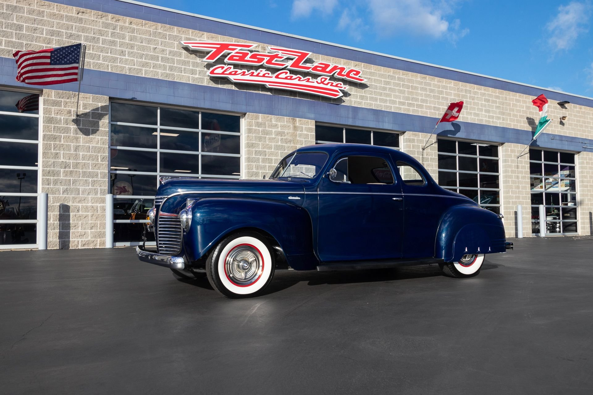 1941 plymouth deluxe coupe