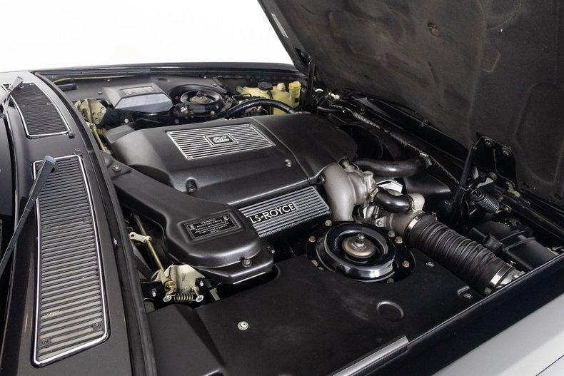 1997 Rolls-Royce Silver Spur