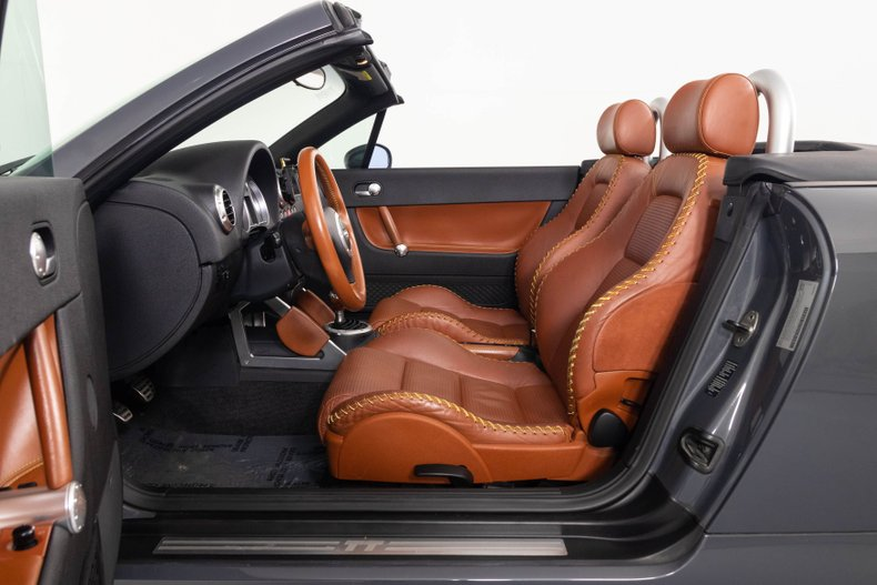 2002 Audi TT Quattro