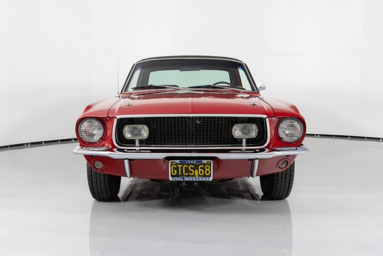 1968 Ford Mustang GT/CS