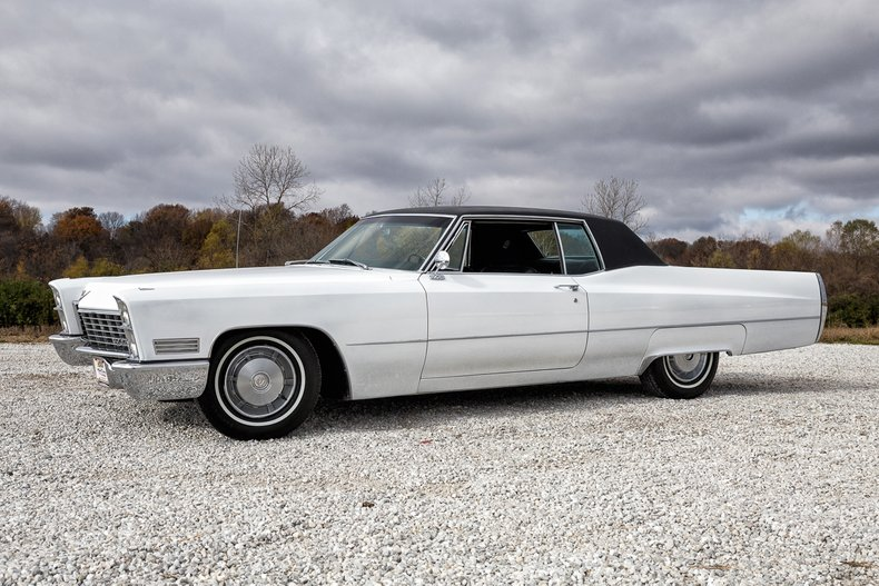 1967 Cadillac Coupe DeVille