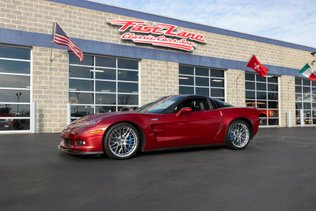 2011 Chevrolet Corvette ZR1