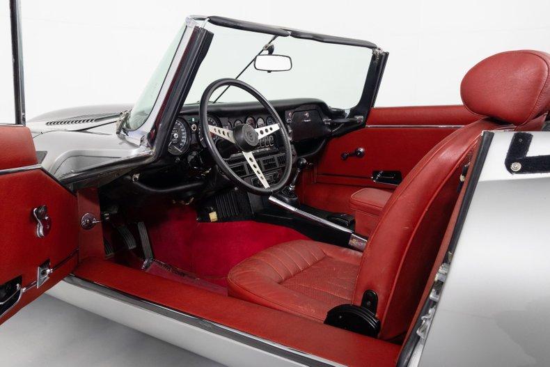 1974 Jaguar XKE