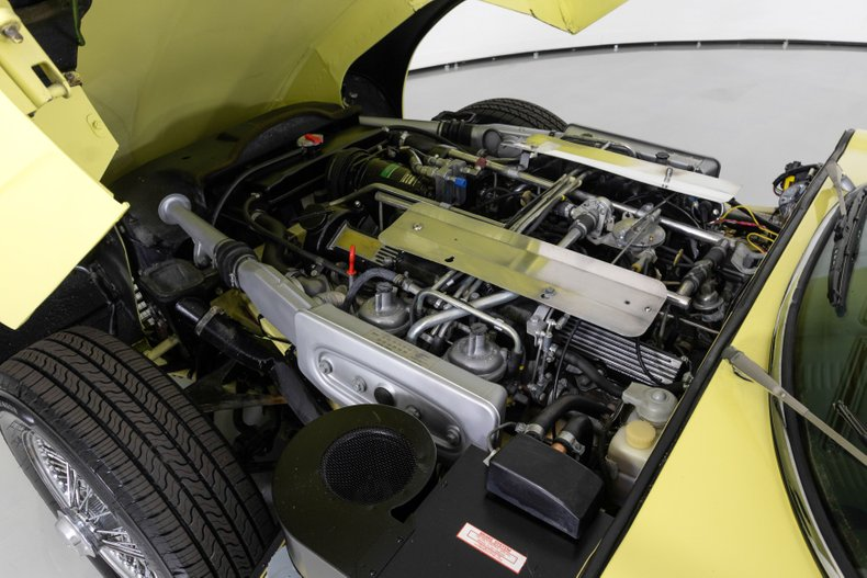 1973 Jaguar XKE