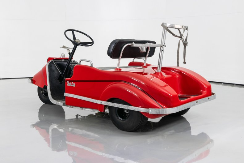 1965 Club Car 3 Wheel Golf Cart