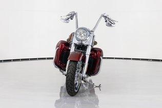 2013 Harley Davidson CVO Road King