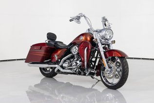 2013 Harley Davidson CVO Road King