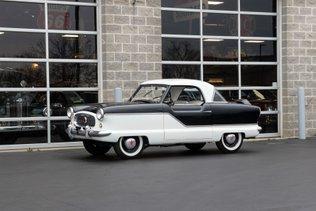 1959 Metropolitan Nash