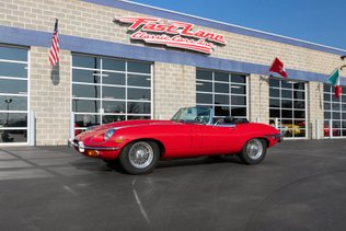 1969 Jaguar XKE