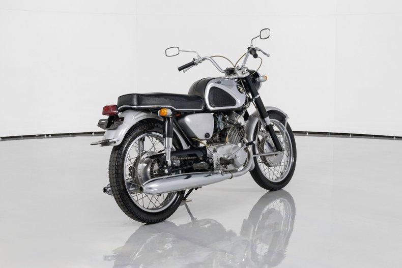 1965 Honda Superhawk