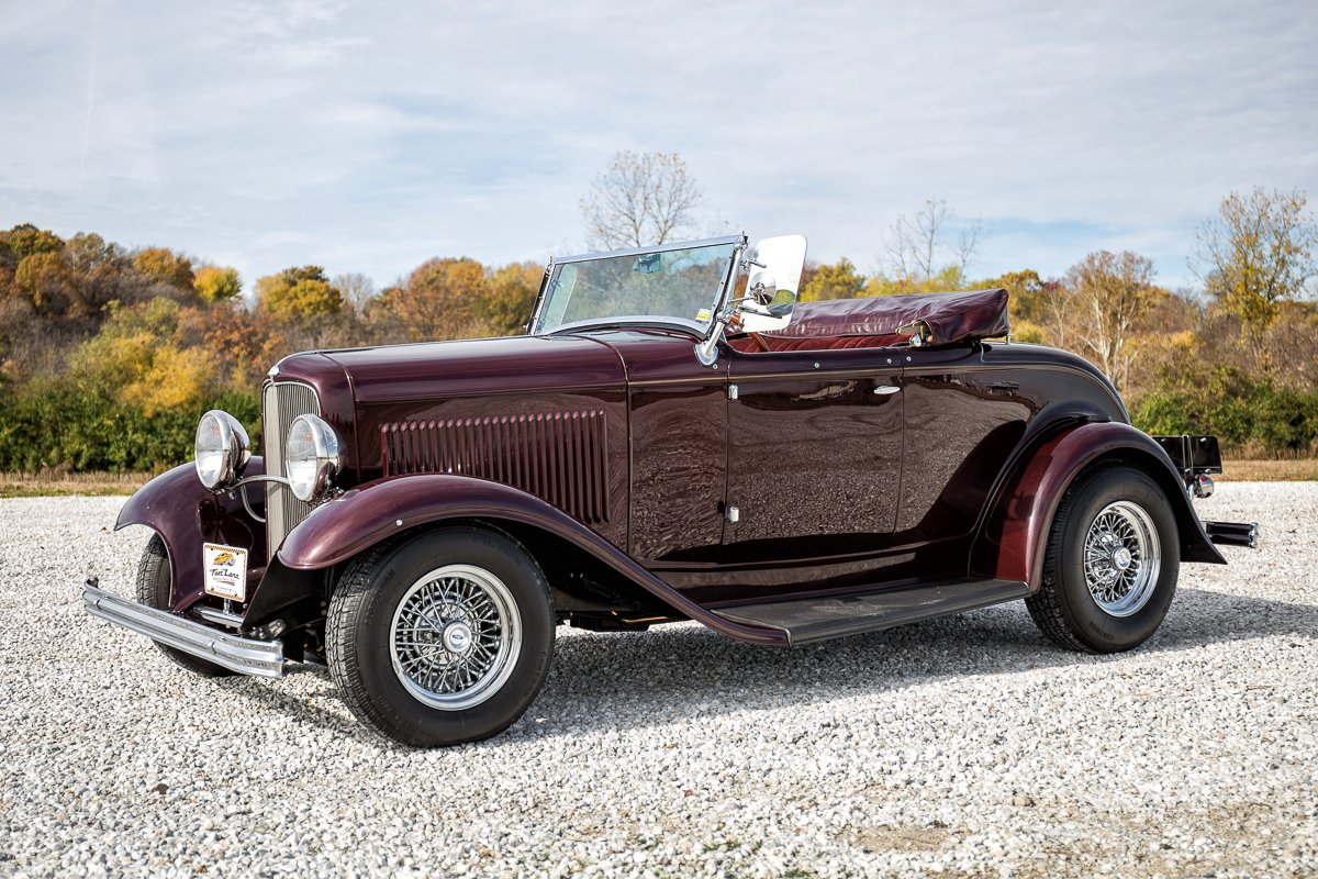 1932 ford model a rumble seat
