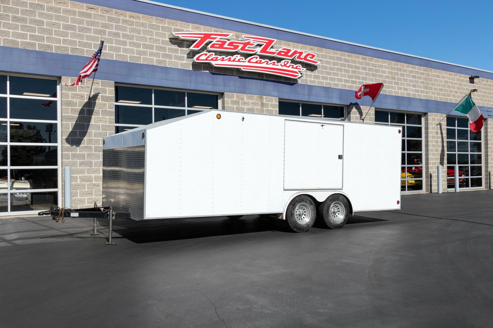 1991 cass trailer
