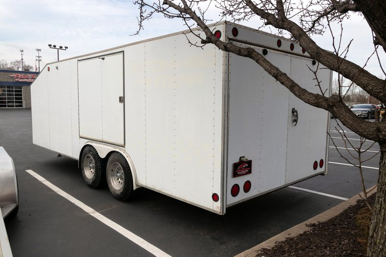 1991 Custom Enclosed Trailer