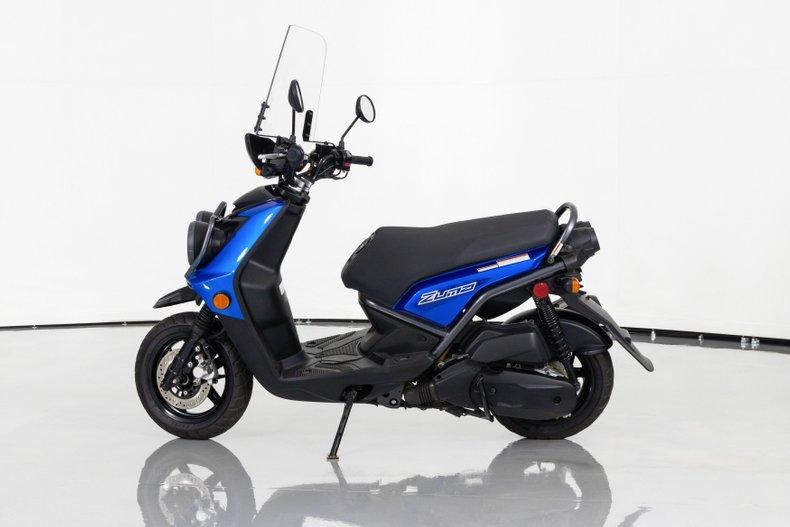 2013 Yamaha Zuma Scooter