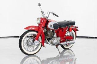 1965 Honda CA95