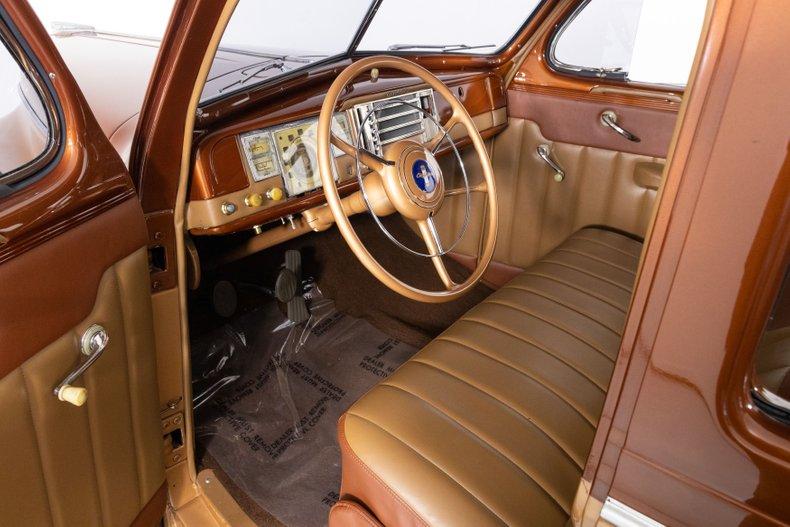 1940 Chrysler Royal