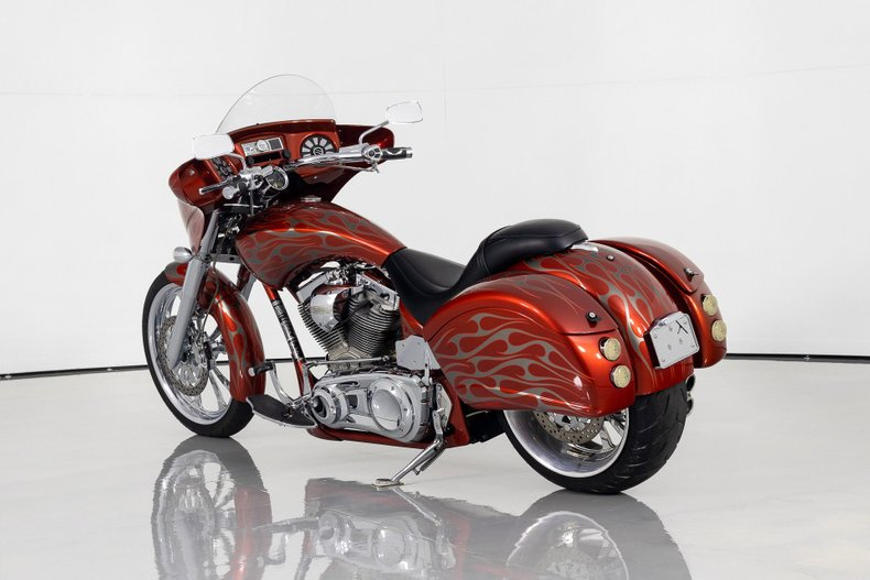 2010 Big Dog Bagger