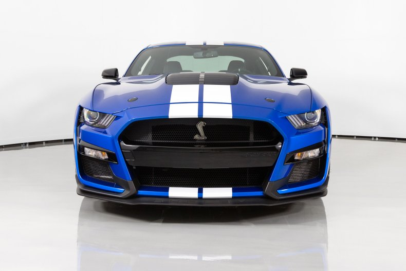 2020 Shelby GT500