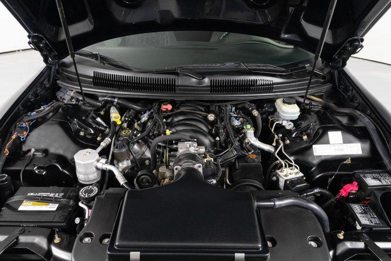 2000 Chevrolet Camaro SS