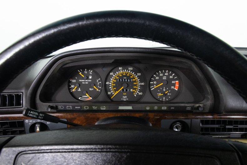 1991 Mercedes-Benz 560SEL
