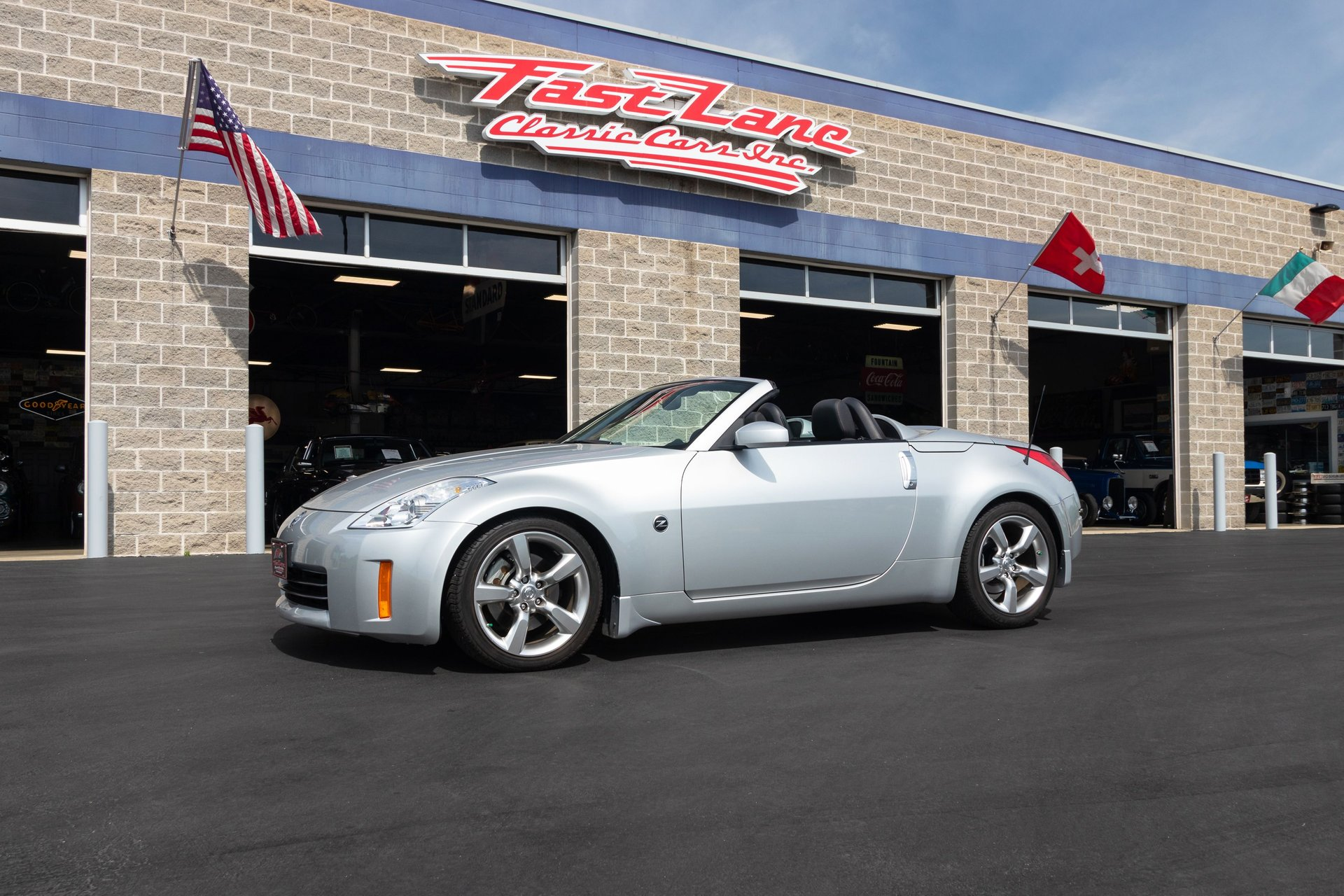 2006 Nissan 350z Fast Lane Classic Cars