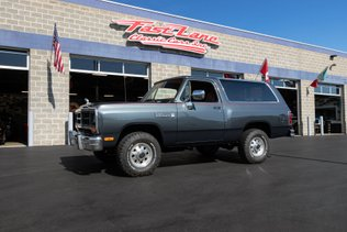 1988 Dodge Ramcharger