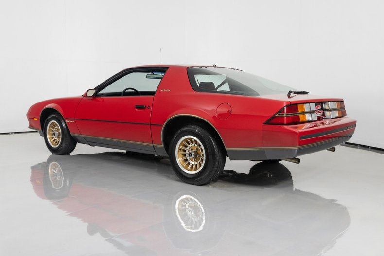 1982 Chevrolet Camaro Berlinetta