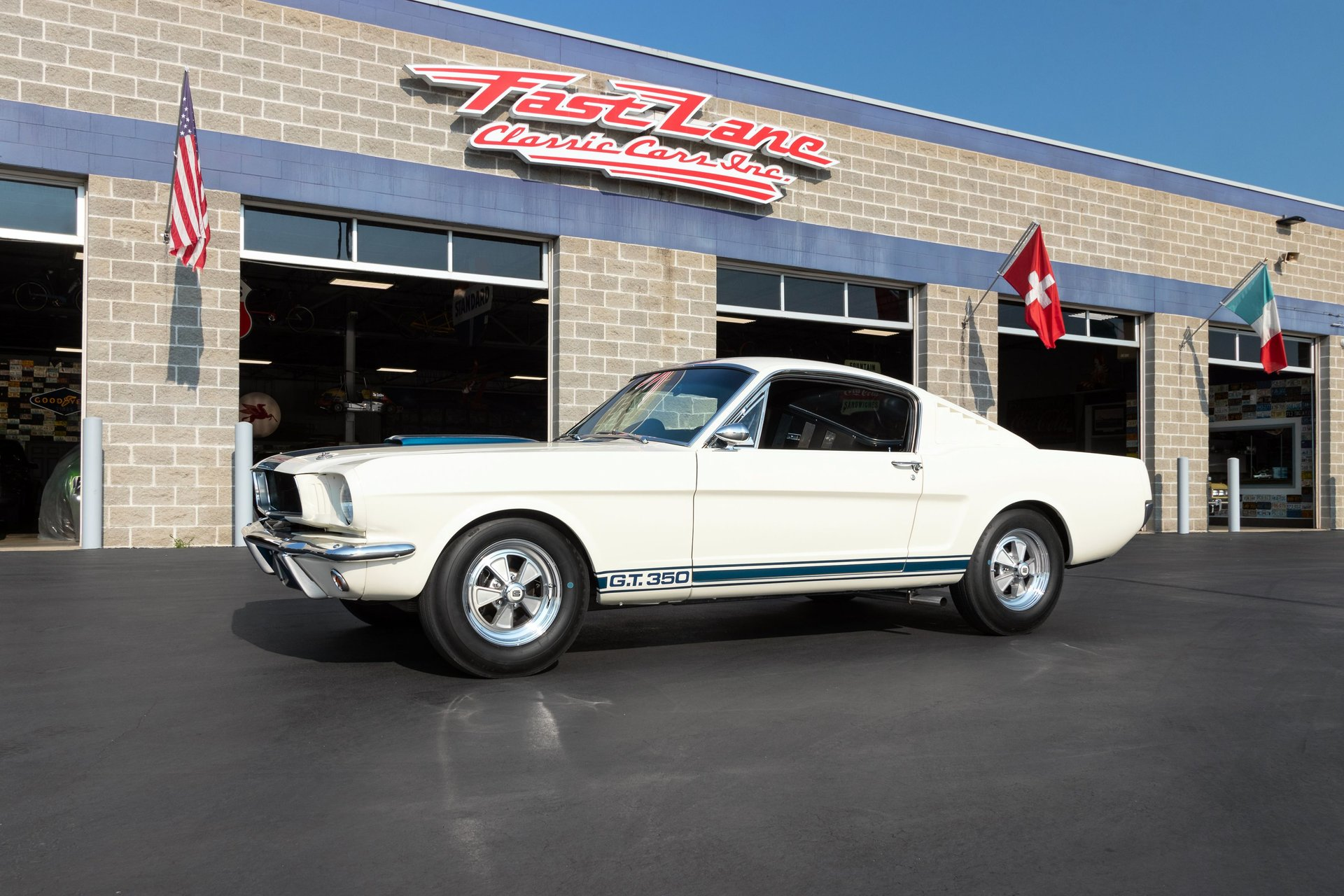 1965 Shelby GT350 | Fast Lane Classic Cars
