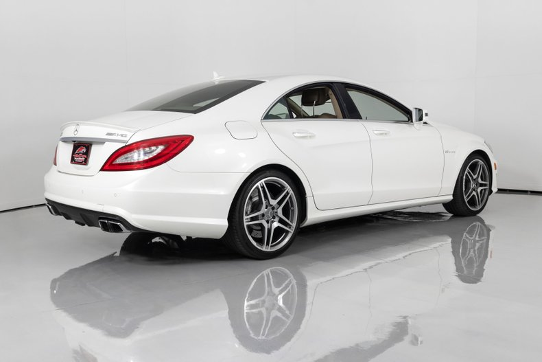 2012 Mercedes-Benz CLS63